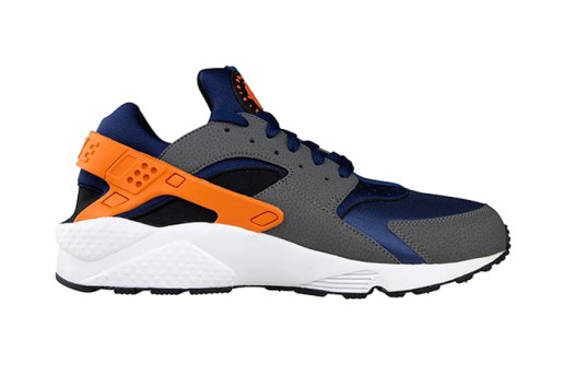 Nike Air Huarache Brave Blue/Urban Orange
