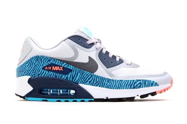 nike air max 90 cmft prm tape graygamma blue