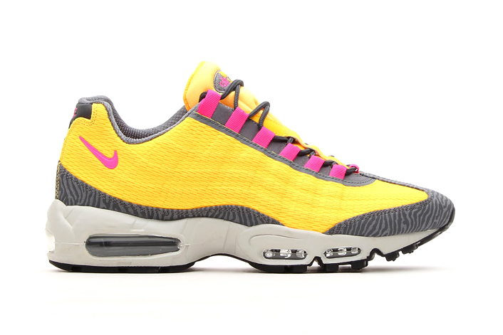 Nike Air Max 95 PRM Tape Laser Orange/Pink Flash