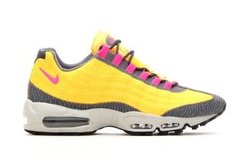 Nike Air Max 95 PRM Tape Laser Orange/Pink Flash
