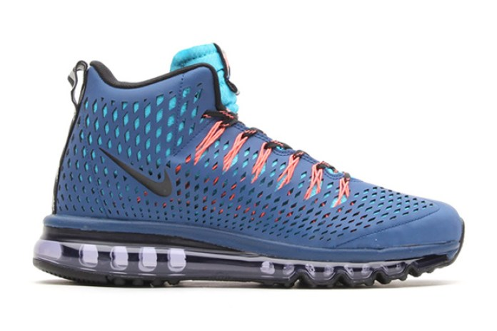 Nike Air Max Gravitron Brave Blue/Black-Gamma Blue-Silver