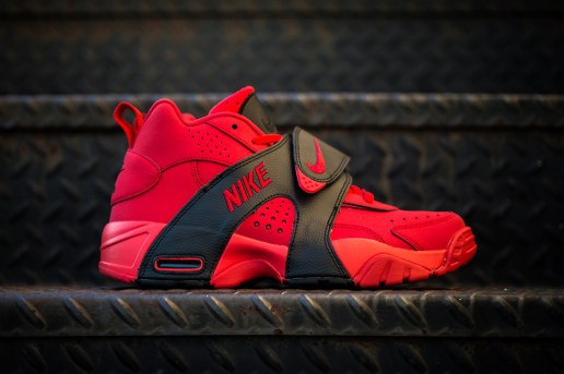 Nike Air Veer University Red/Black