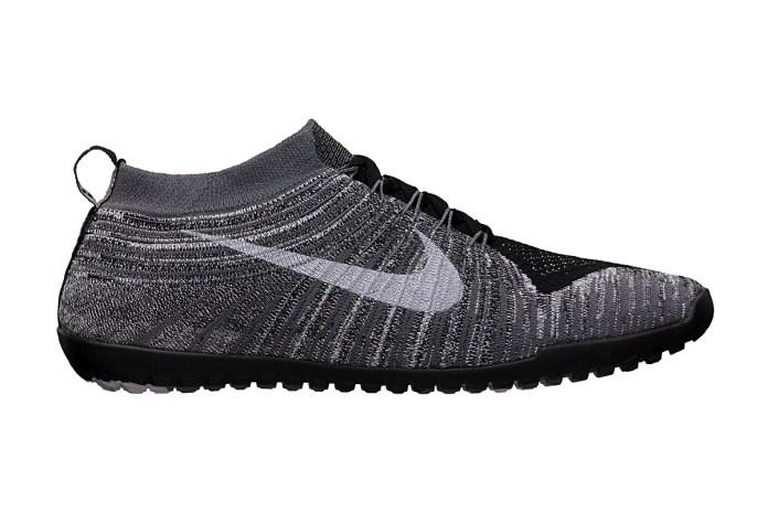 Nike Free Hyperfeel Black/Wolf Grey-Dark Grey