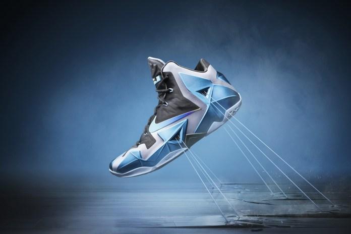 "Nike LeBron 11 ""Gamma Blue"""