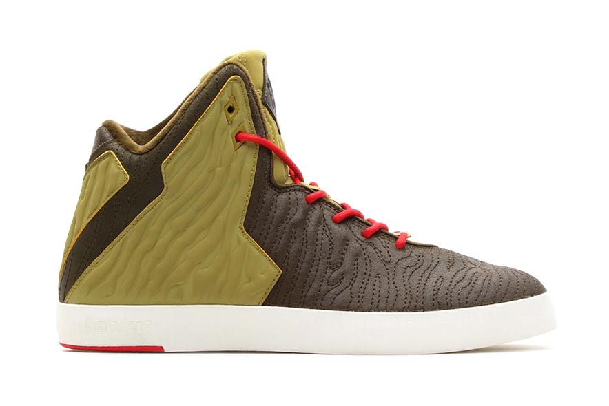 Nike LeBron 11 NSW Lifestyle Dark Loden/Parachute Gold