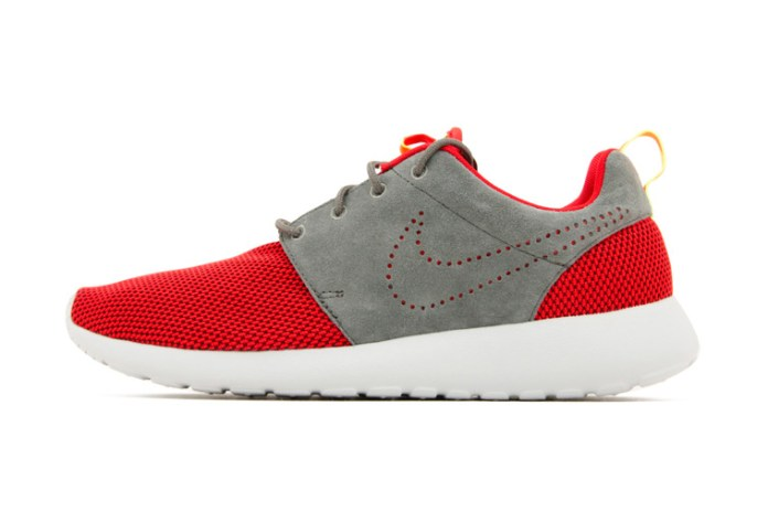 Nike Roshe Run Challenge Red/Dark Pewter