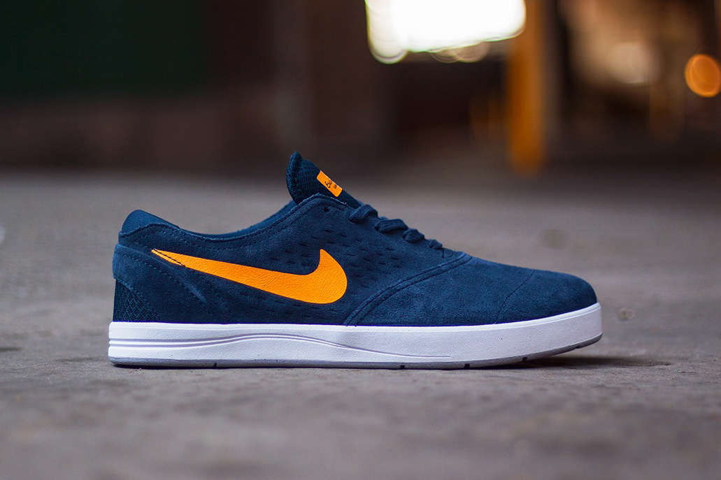 Nike SB Eric Koston 2 Armory Navy/Laser Orange