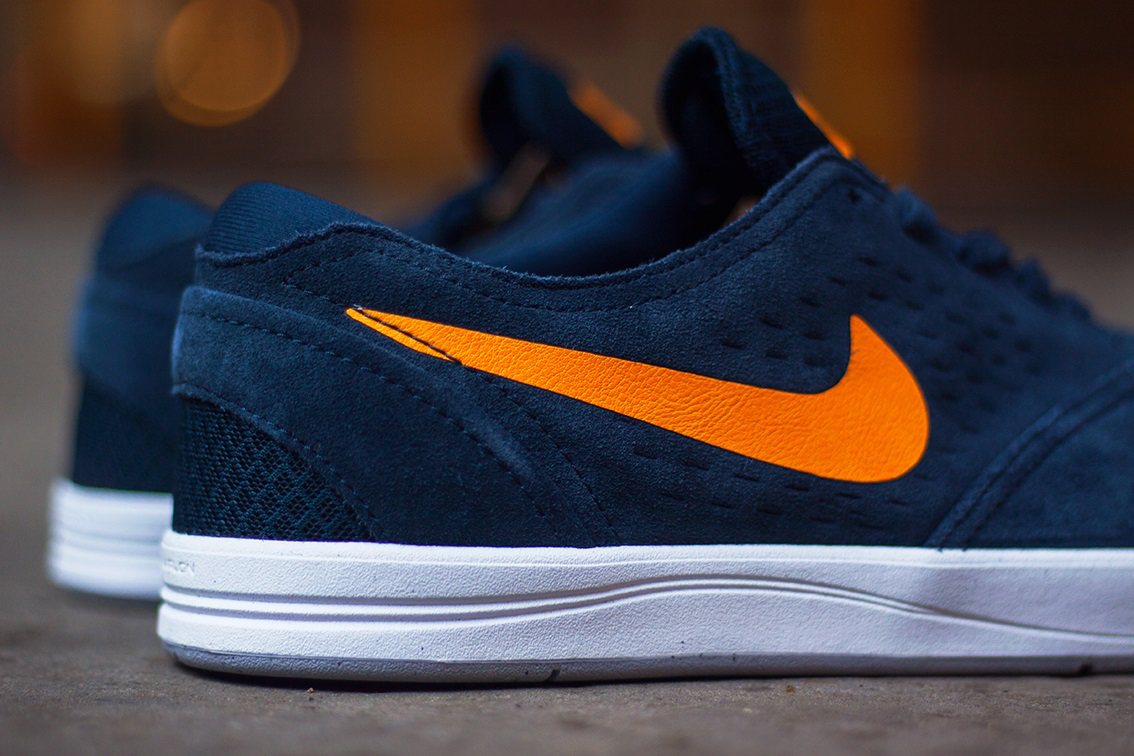 Nike SB Eric Koston 2 Armory Navy/Laser Orange