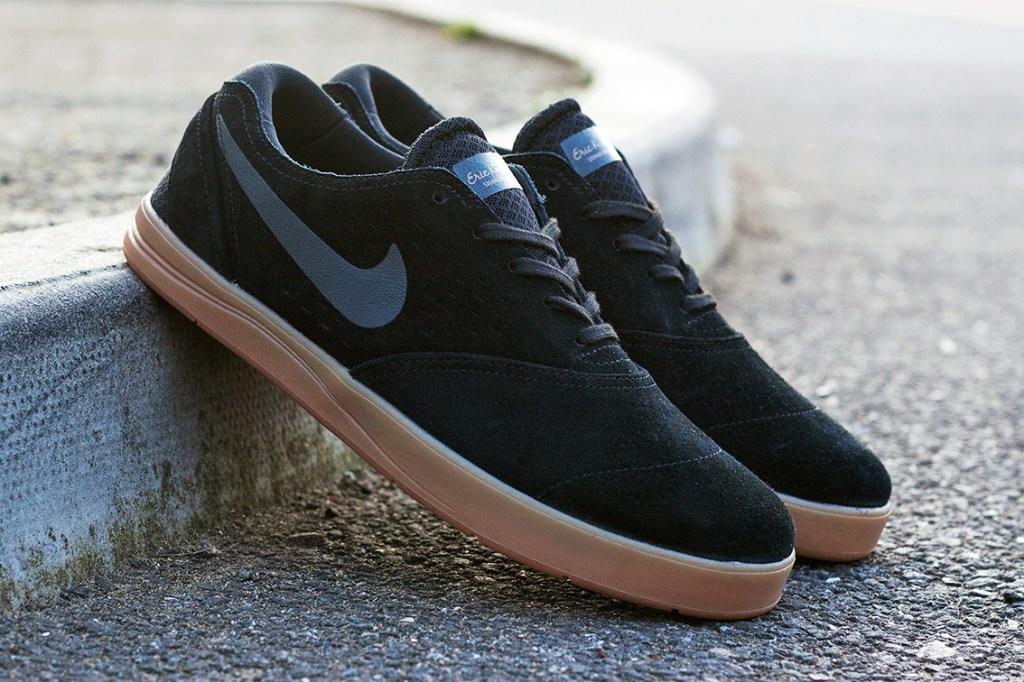 Nike SB Koston 2 Black/Anthracite-Gum Medium Brown