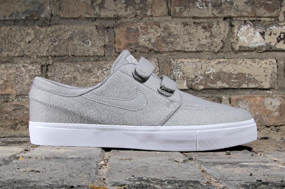 Nike SB Stefan Janoski AC RS Medium Grey/White