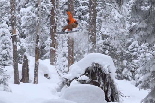 Nike Snowboarding Presents 'Never Not' – Part 2