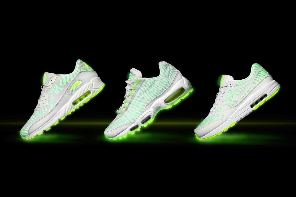 Nike Sportswear 2013 Fall Air Max Glow Collection