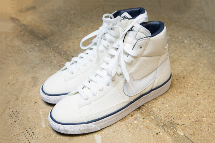 a p c x nike 2014 spring summer blazer mid preview