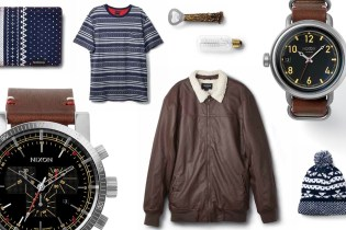 Nixon 2013 Fall/Winter Luxe Heritage Collection