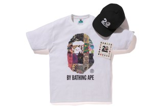 NOWHERE / A Bathing Ape Presents: BAPELAND CAMO Collection