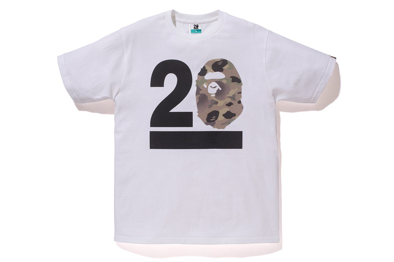 nowhere a bathing ape presents bapeland camo collection