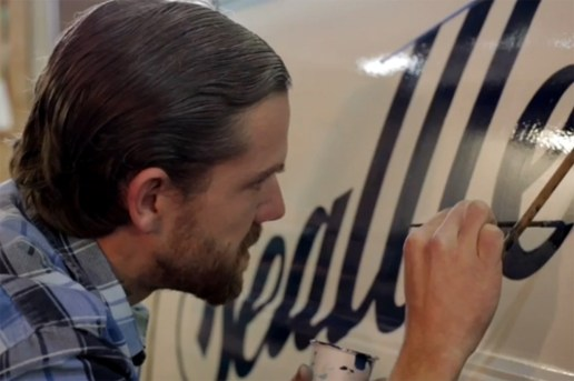 """NOWNESS """"Sign Painters"""" 