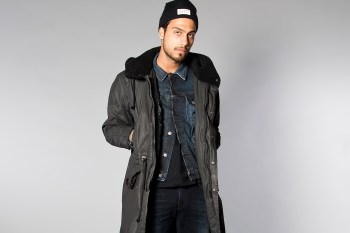"""Nudie Jeans 2013 Fall/Winter """"Blue Black"""" Capsule Collection"""