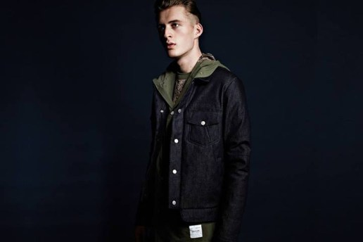 oki-ni x  SILENT Damir Doma  2013 Fall/Winter Collection