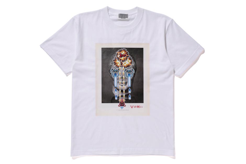 """Oliver Payne x C.E """"1Up Crying Lady"""" T-Shirt"""
