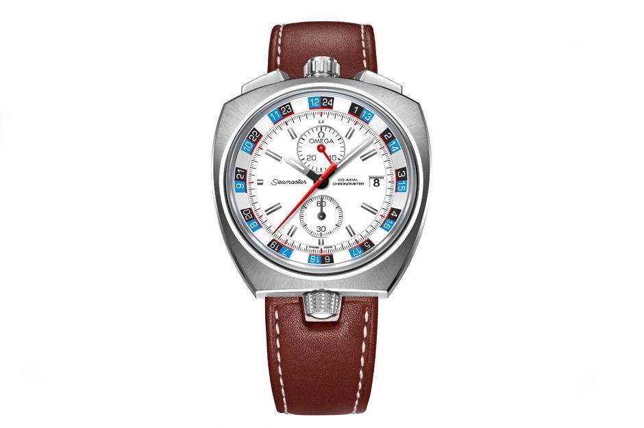 omega seamaster bullhead chronograph