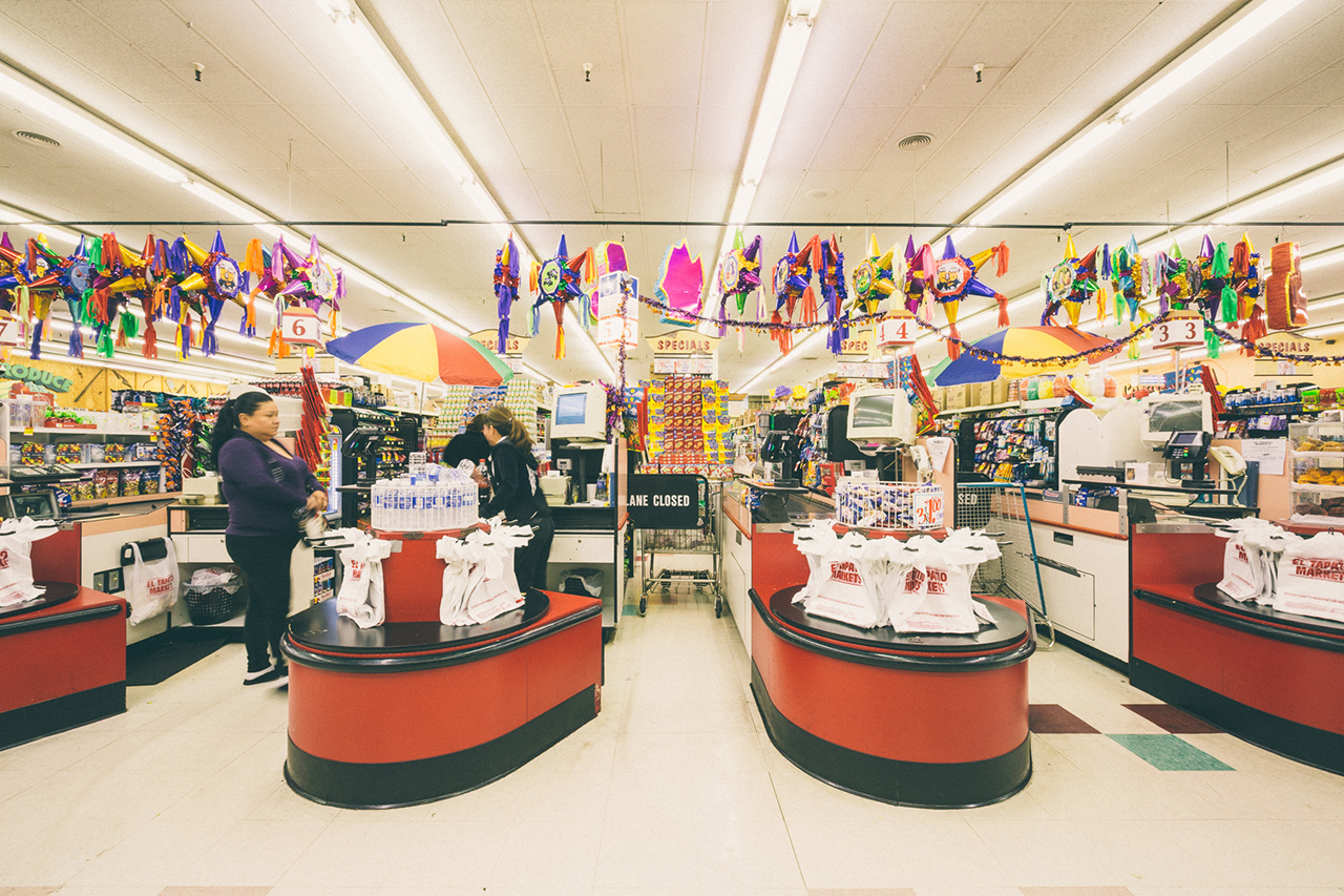 "Patrick Martinez Invades a Supermarket for His ""Break Bread"" Installation"