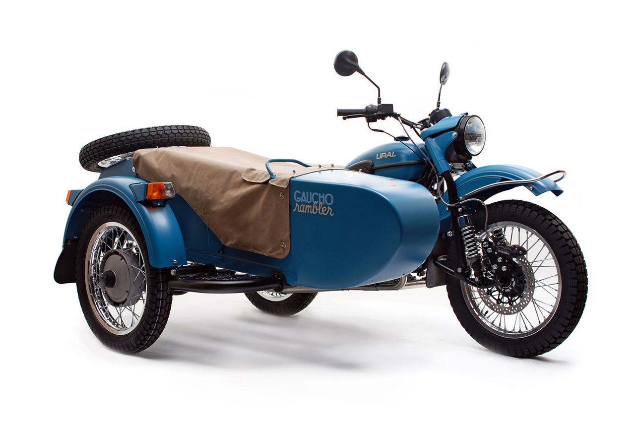 Pendleton x Ural Gaucho Rambler