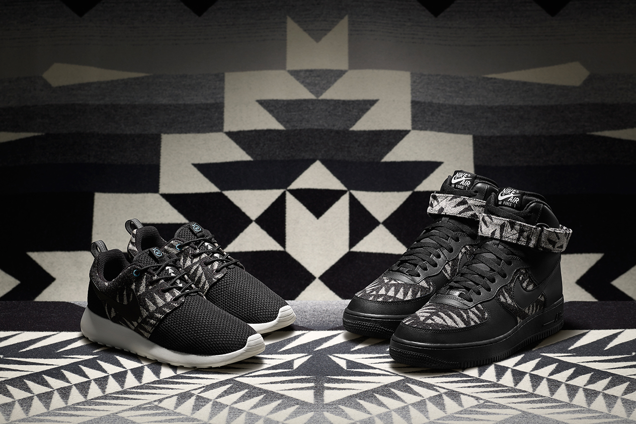 Pendleton x Nike 2013 Holiday N7 Collection