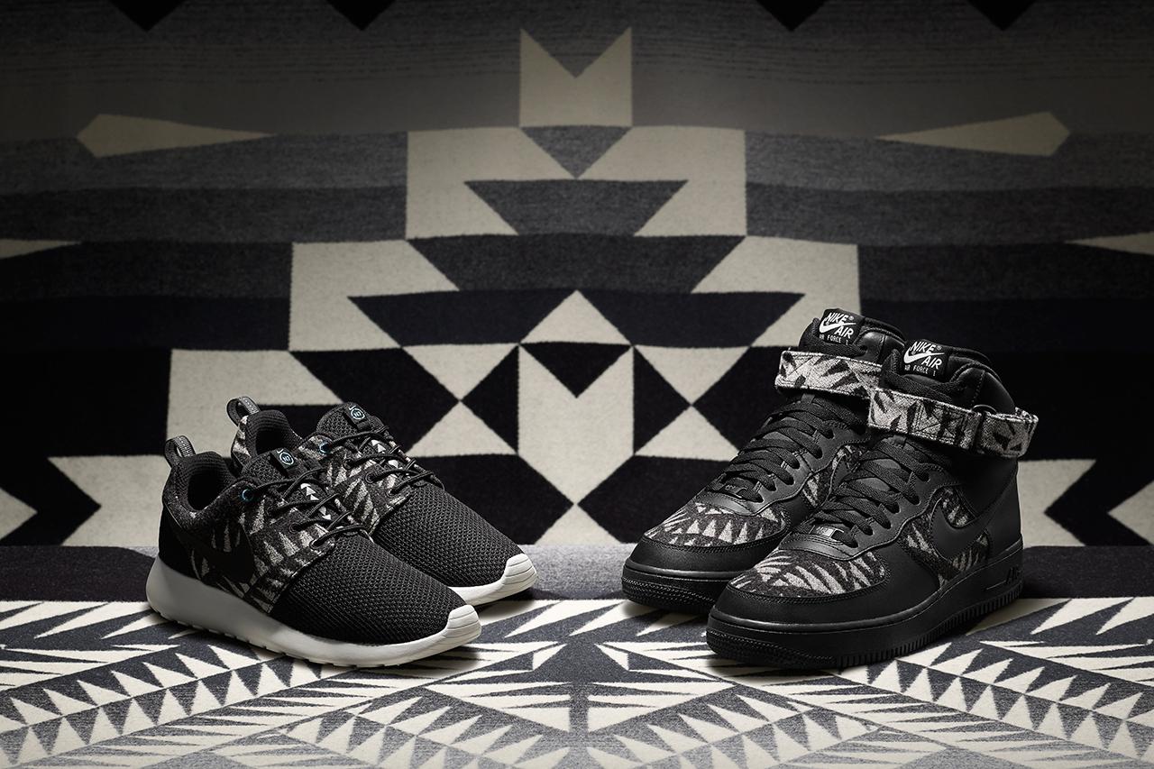 Pendleton x Nike 2013 Holiday N7 Collection