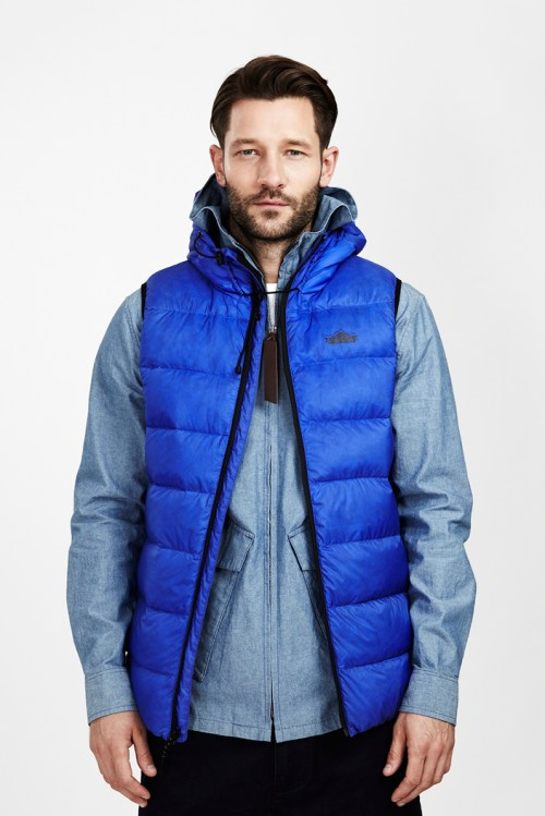 "Penfield 2013 Fall/Winter ""The Coldest Day"" Lookbook"