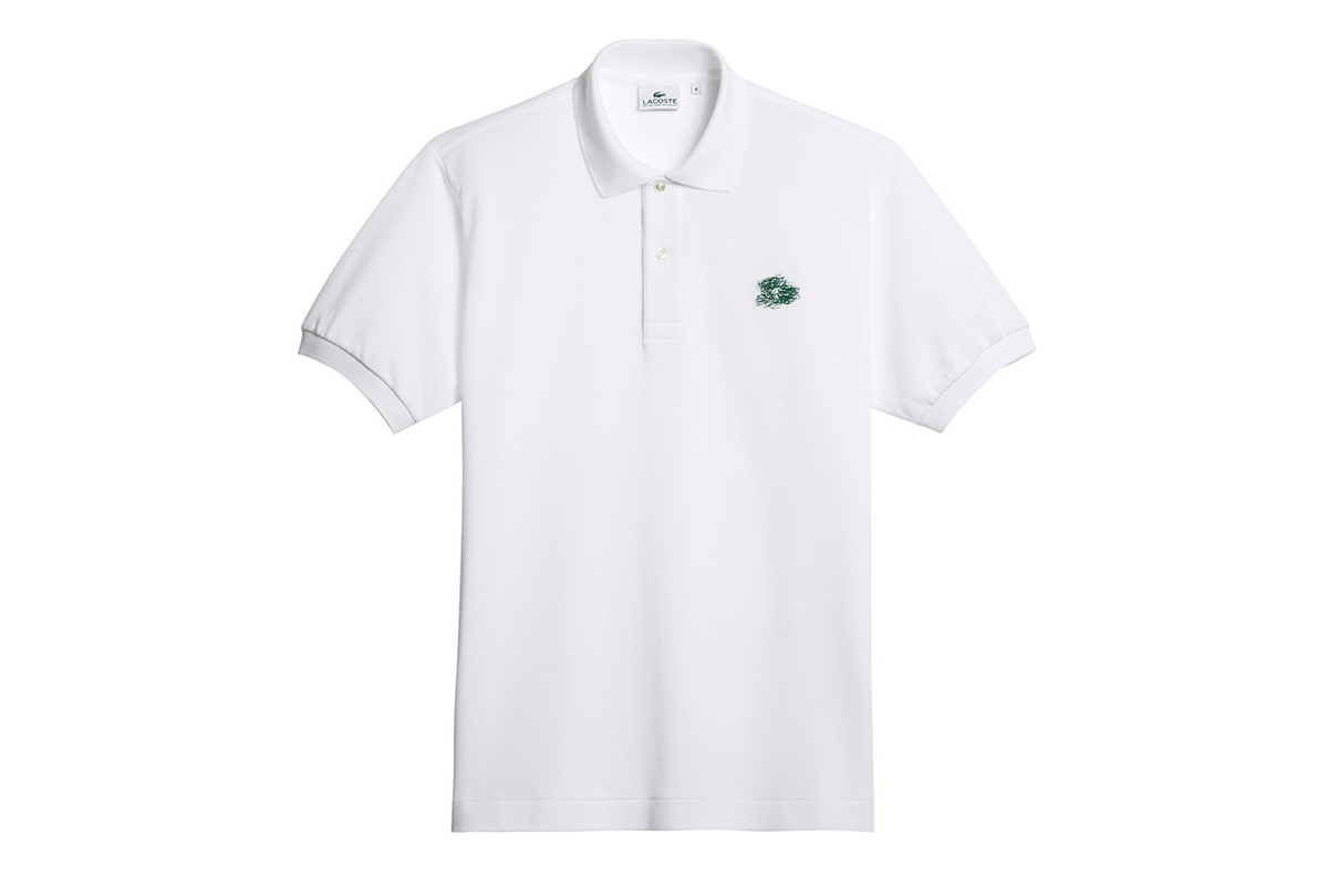 Peter Saville x Lacoste Holiday Collector's Series