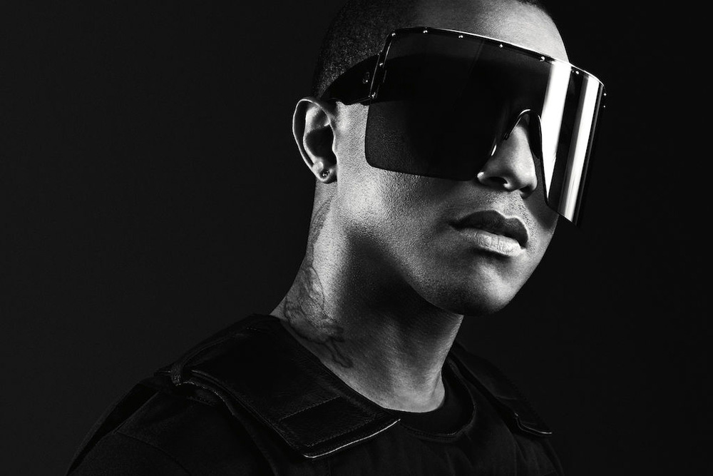 Pharrell Williams Talks About His New Moncler Lunettes Collection