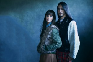 PHENOMENON 2013 Fall/Winter Editorial by honeyee.com