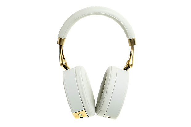 """Philippe Starck x Parrot Zik """"Gold"""" Collection"""
