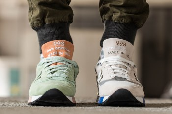 """Polls: Concepts x New Balance 998 """"C-Note"""" or """"Mint""""?"""
