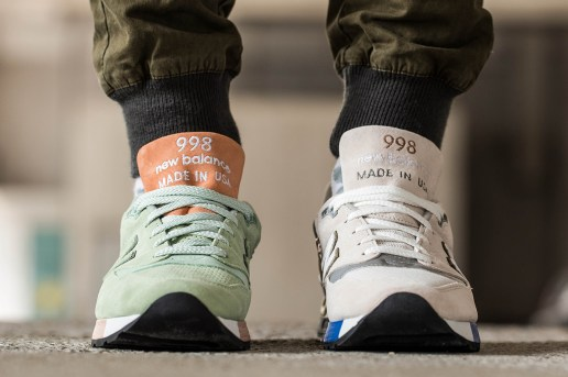 "Polls: Concepts x New Balance 998 ""C-Note"" or ""Mint""?"