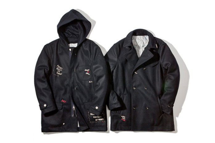 Porter Classic 2013 Fall/Winter Capsule Collection