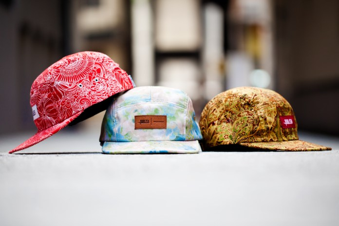 Publish 2013 Fall/Winter Headwear Collection