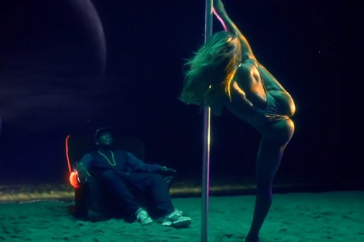 Pusha T featuring Chris Brown - Sweet Serenade   Video