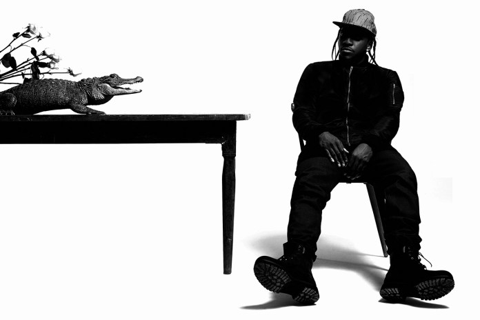 Pusha T - My Name Is My Name (Album Review)