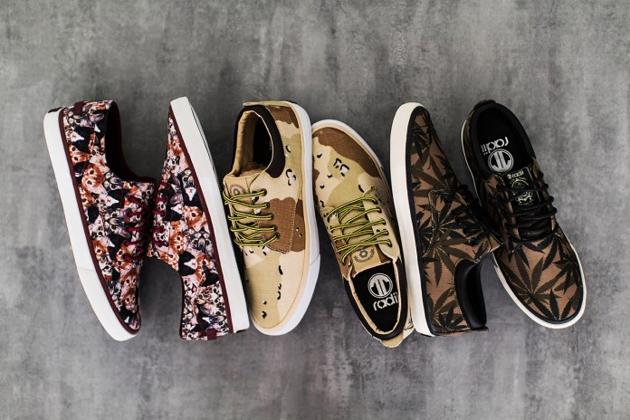 Radii Footwear 2013 Fall/Winter Collection