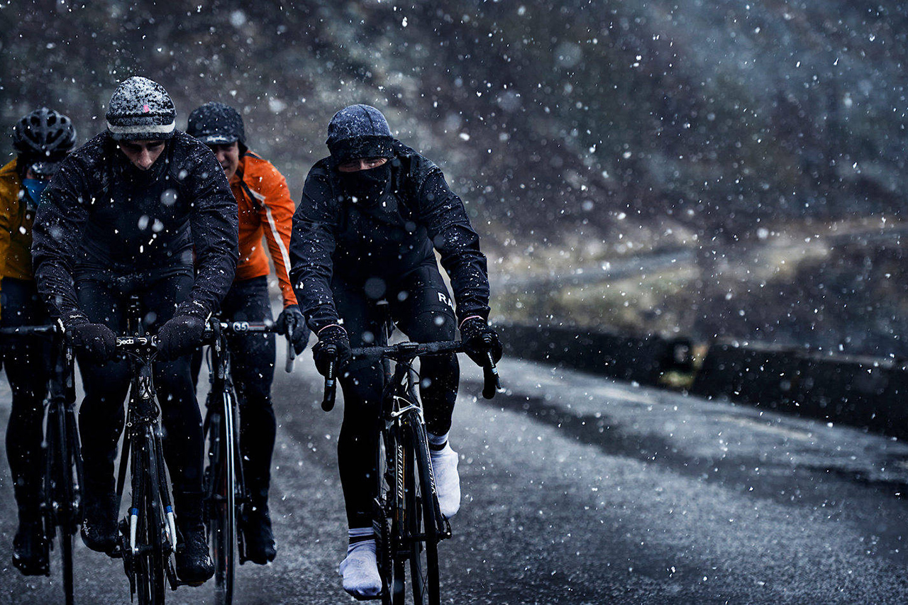 Rapha 2013 Fall/Winter Training & Racing Lookbook