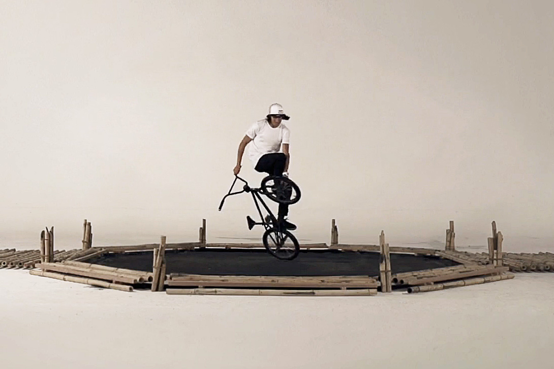 """Red Bull Flatland BMX """"Into the East"""""""