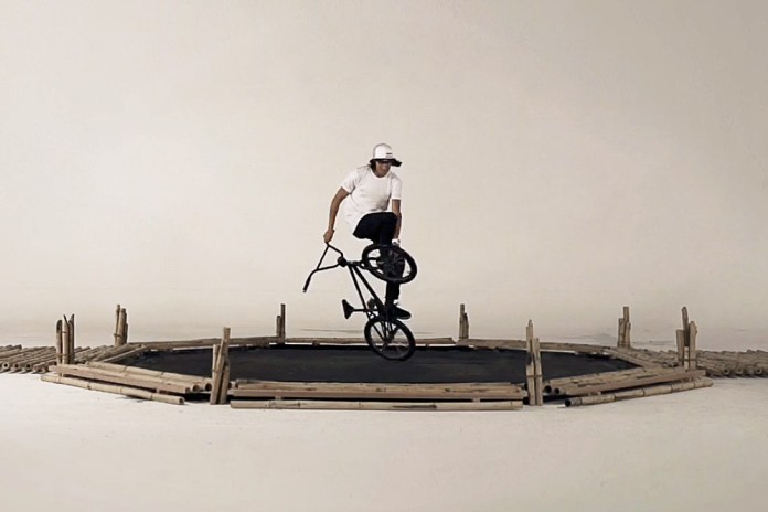 "Red Bull Flatland BMX ""Into the East"""