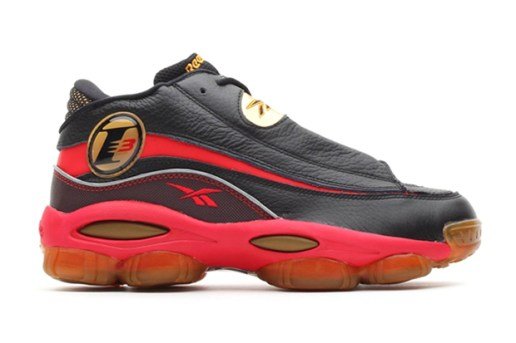 Reebok Answer DMX 10 Black/Red/Gold