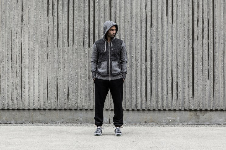 Reigning Champ x wings + horns Special Edition Tiger Fleece Hoodie