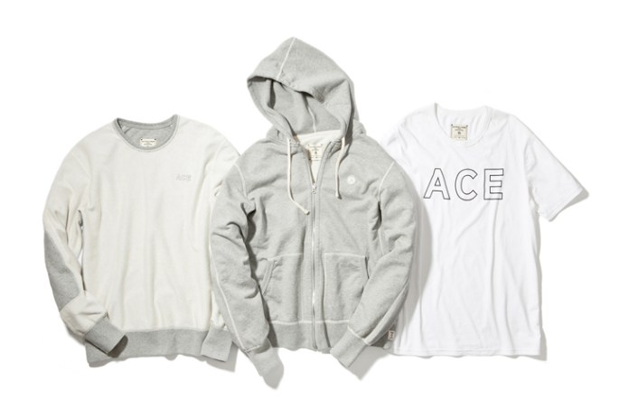 Reigning Champ x Ace Hotel 2013 Fall/Winter Capsule Collection