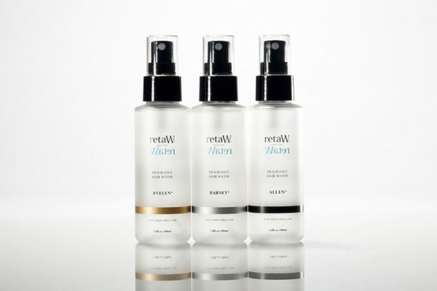 retaW Fragrance Hair Water