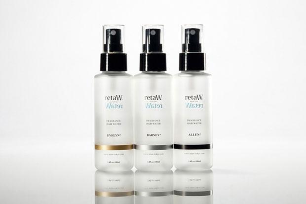 retaW Fragrance Hair Water