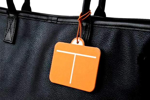 Head Porter x retaW Fragrance Luggage Tag